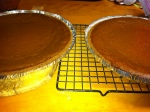 Coconut Pumpkin Pie {and Grandma's regular version!}