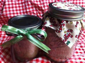 Mint Hot Cocoa Mix {Great For Gift Giving!}