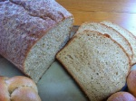 Honey Wheat Bread and Roll Recipe