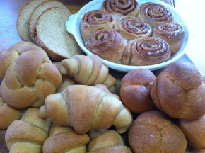 Honey Wheat Roll {and Bread} Recipe!
