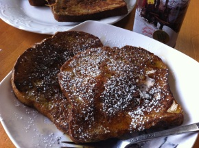 Dairy Free French Toast