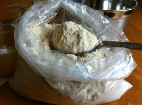 Whole Wheat Drop Biscuit Mix