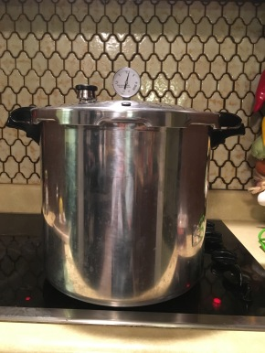 My Plunge Into Pressure Canning