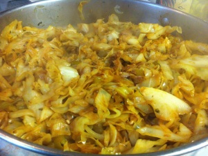 Sauteed Cabbage
