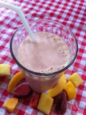 Mixed Fruit KefirSmoothie