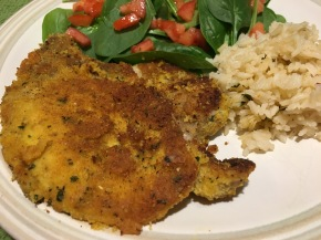 Asian Fusion Gluten-Free Breaded Pork Chops