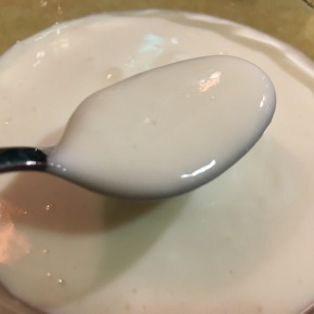 Homemade Yogurt {using an electric pressure}cooker}